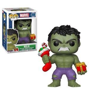 Funko Marvel Holiday Hulk Vinyl Collectible Figure